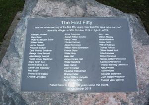 Hugglescote Famous Fifty Memorial