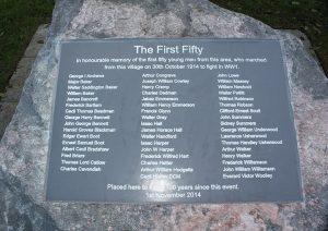 Hugglescote Famous Fifty Memorial
