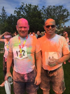 Coalville Colour Run 2016 - official images  (1)