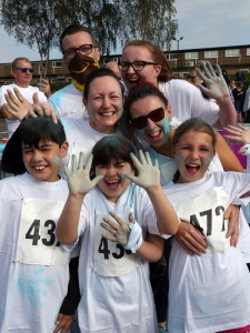 Coalville Colour Run 2016 - official images  (39)