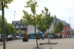 Coalville - Memorial Square (1)