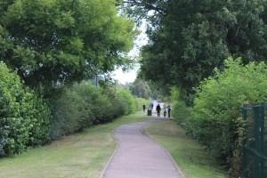 Coalville - Needhams Walk
